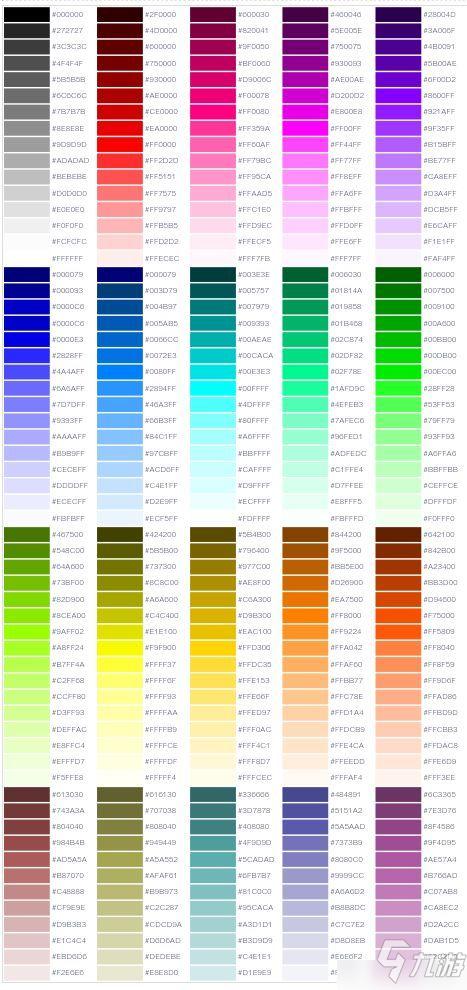 工匠物语2彩色名字修改方法 颜色代码分享