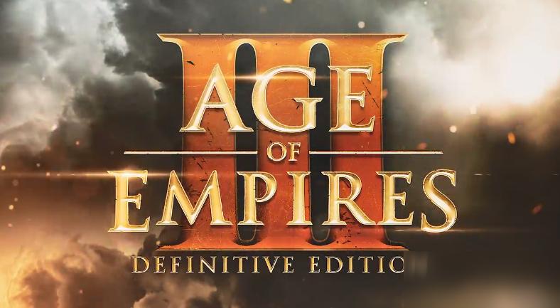 《帝国时代3决定版》什么时候出 游戏发售上市时间一览