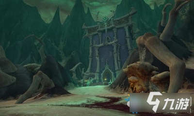 《魔兽世界》9.0通灵领主盟约旅行系统介绍