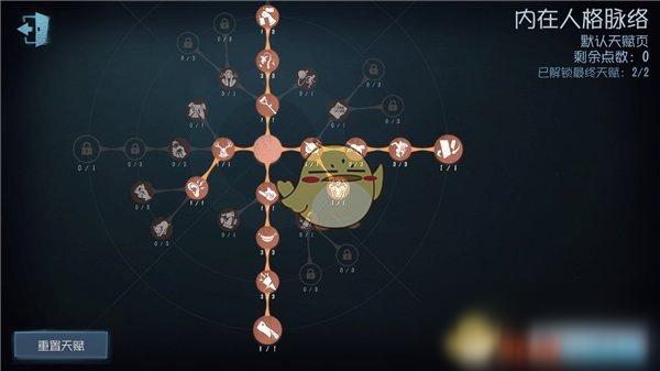 《第五人格》塔罗骑士天赋加点攻略