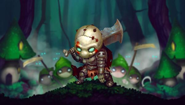 《蘑菇战争2》人物介绍-亡灵战士的赞歌——安赫