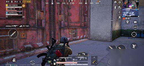 《和平精英》突变矿场大门怎么打开?