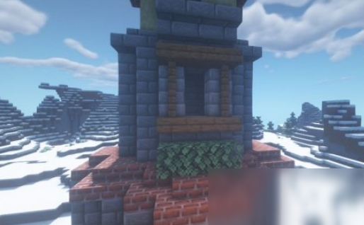 《我的世界》塔楼建筑教程