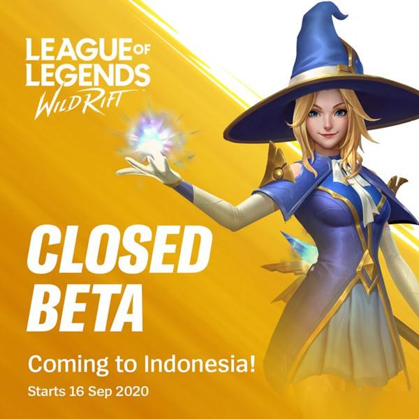 LOL手游9月16日封闭测试再度开启,beta测试安排及新内容介绍