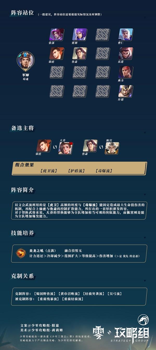 《少年三国志:零》平民玩家高爆流