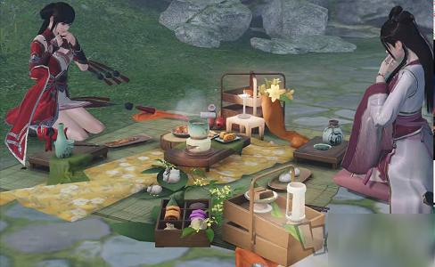 天涯明月刀手遊紅燒鯽魚食譜是什麼 紅燒鯽魚作用介紹