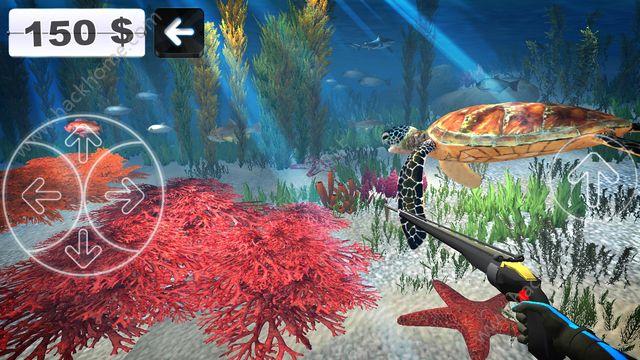 亨特水下3D好玩吗 亨特水下3D玩法简介