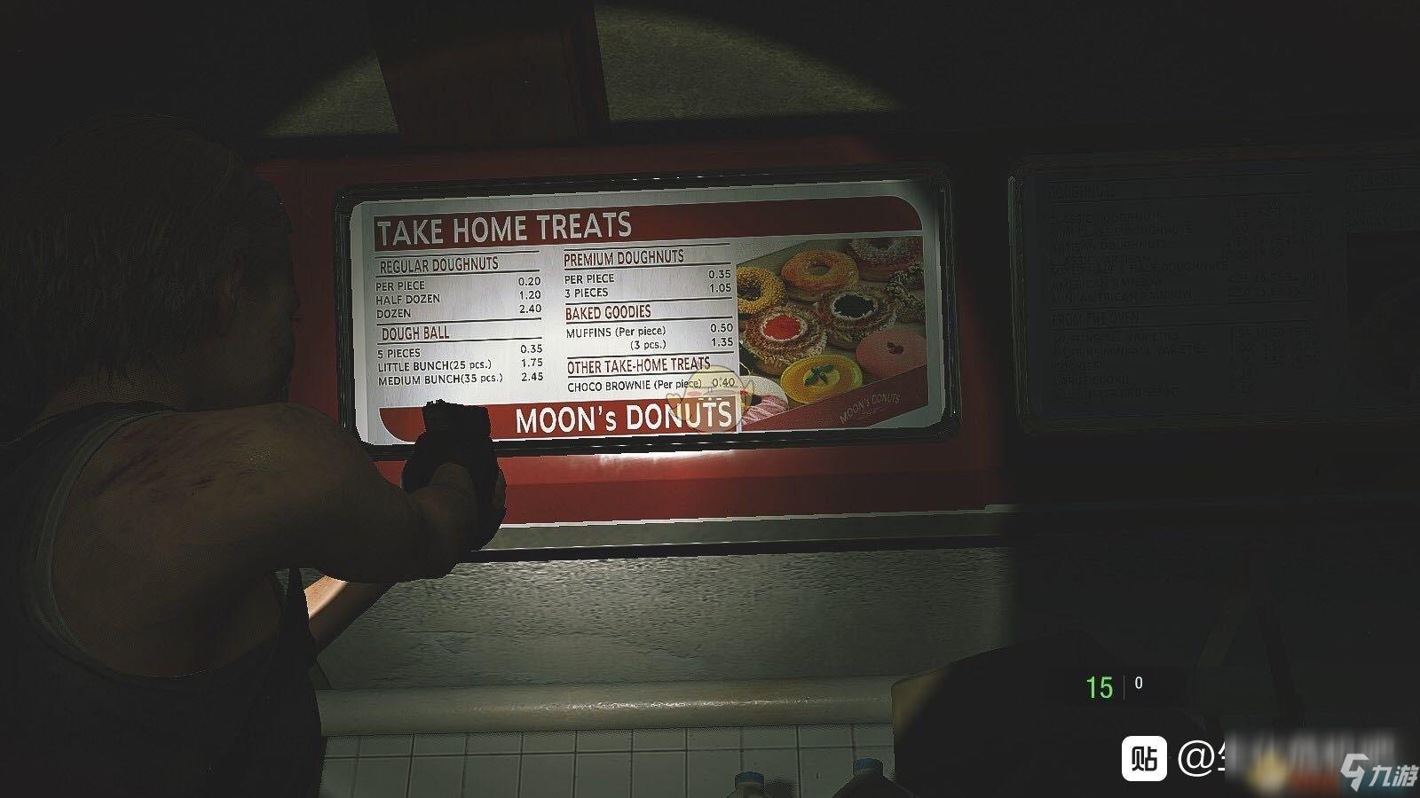 《生化危机3:重制版》demo试玩版各种小细节彩蛋汇总