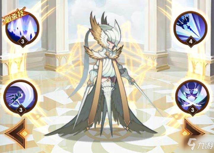 剑与远征神魔英雄强度排名 神魔英雄培养顺序推荐