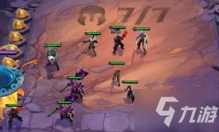 游戏资讯:云顶之弈S3海贼王阵容怎么玩 S3海贼王阵容搭配思路一览