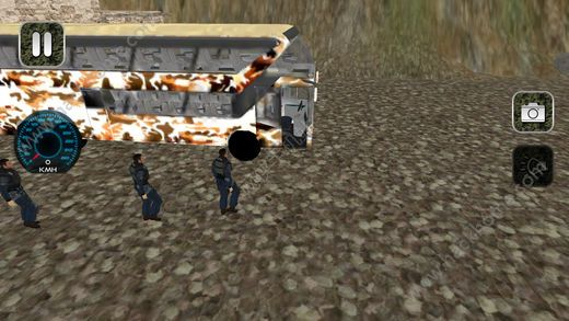 陆军客车巴士好玩吗 陆军客车巴士玩法简介