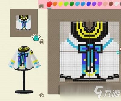 《集合啦动物森友会》怎么制作hololive服装 hololive服装图纸分享