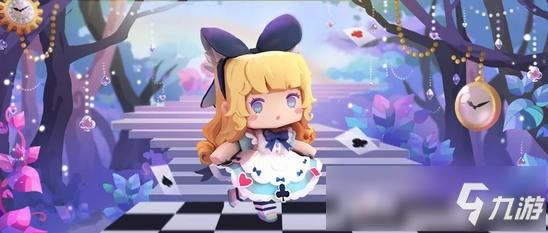 迷你世界爱丽丝 爱丽丝装扮怎么得