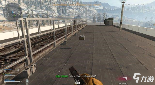 使命召唤战区无限加速奔跑技巧