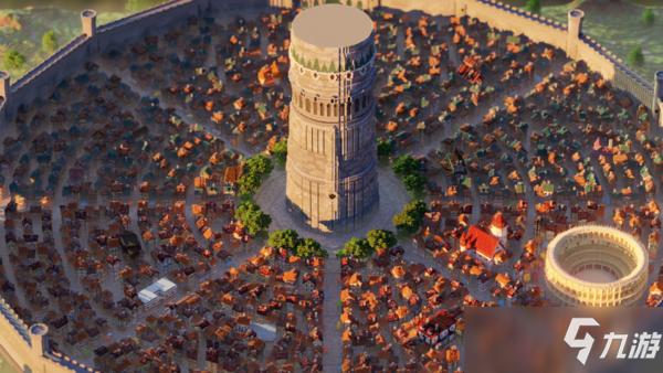 我的世界修建团队打造迷宫城市 前景壮不雅恢复度高