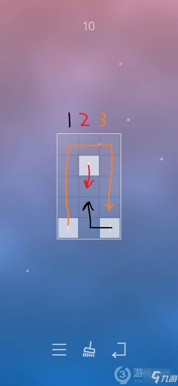 《漂浮》第10关怎么过 第10关通关步骤攻略