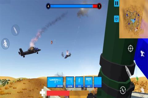 战地模拟游戏截图2