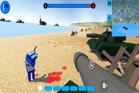 战地模拟游戏截图1