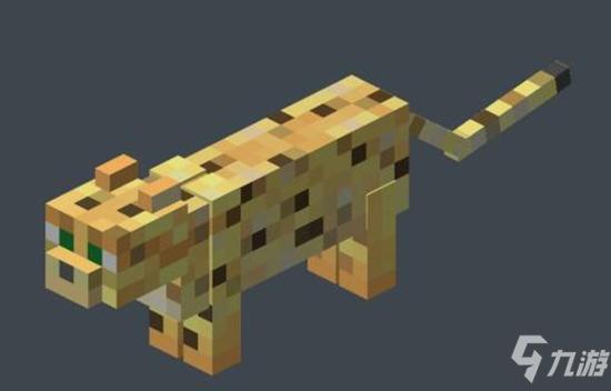 我的世界豹猫怎么驯服_豹猫驯服方法介绍