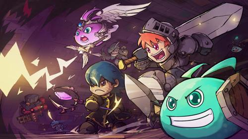 《不思议迷宫》x《失落城堡》联动活动上线!