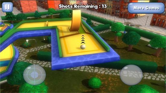 高尔夫3D星城好玩吗 高尔夫3D星城玩法简介