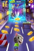 汤姆猫跑酷游戏截图0