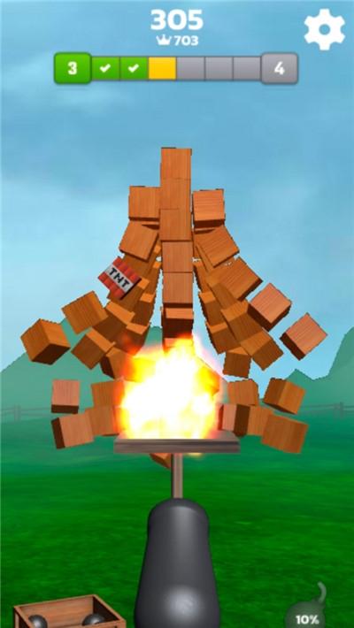 炮弹3D好玩吗 炮弹3D玩法简介