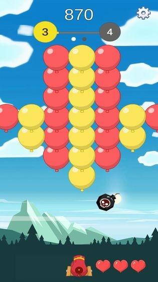 爱上戳气球好玩吗 爱上戳气球玩法简介