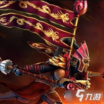 《DOTA2》自走旗蟠龙版本号严冬巨龙详细介绍