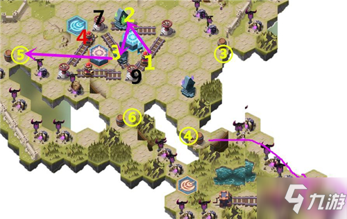 剑与远征 新奇境迷霭之森打法及全部路线分析