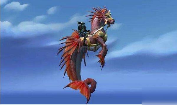 《魔兽世界》赤红浪骁获得方法 怎么获得赤红浪骁