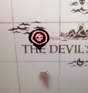盗贼之海地图上的骷髅头标志是什么 红色骷髅头标志意思介绍