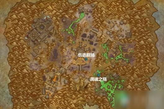 《魔兽世界》9.0凋魂之殇副本位置攻略