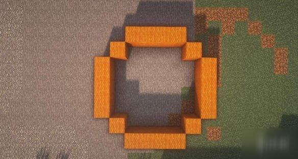 《我的世界手游》海绵宝宝菠萝屋怎么建 菠萝屋建造图文流程