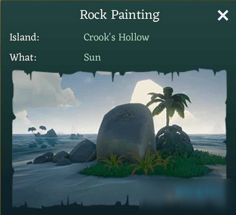 盗贼之海海湾中的太阳石在哪 CrooksHollow解谜答案介绍