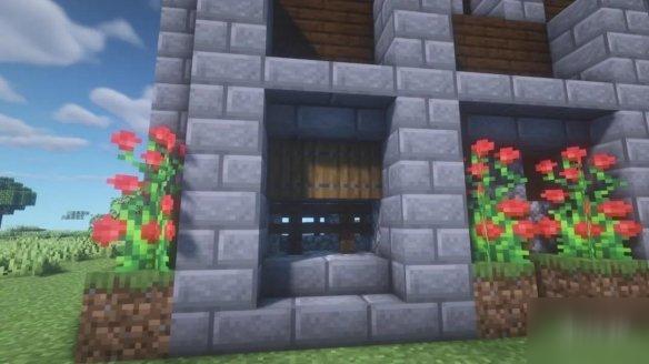 《我的世界手游》中世纪建筑怎么做 中世纪小屋建造教程