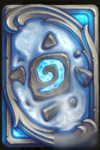 《炉石传说》冰天雪地卡背介绍