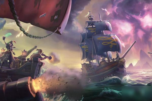 盗贼之海游戏特色内容介绍