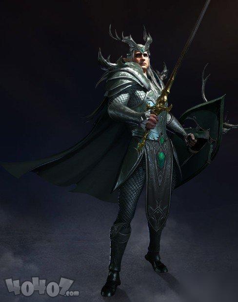 猎手之王精灵王好用吗 精灵王技能属性武器推荐