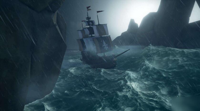 【游戏】盗贼之海竞技场打法技巧!Sea of Thieves