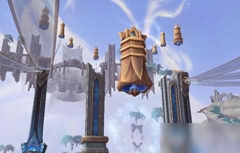 《魔兽世界》9.0晋升天塔台子六小怪打法