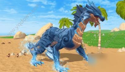 创造与魔法海鳄龙怎么样?海鳄龙属性技能介绍[多图]
