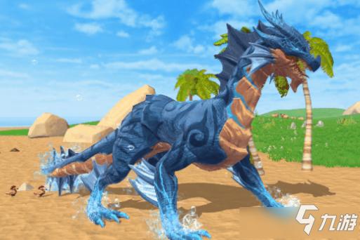 创造与魔法海鳄龙在哪抓 创造与魔法海鳄龙捕捉方法