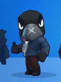 《荒野乱斗》英雄黑鸦图鉴一览