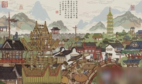 《江南百景图》枫叶获取方法攻略