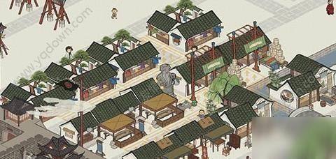 《江南百景图》财神怎么玩 财神雕像摆放位置及布局技巧分享