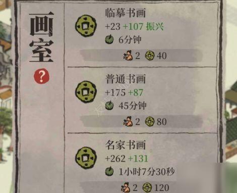 江南百景图铜币攻略介绍