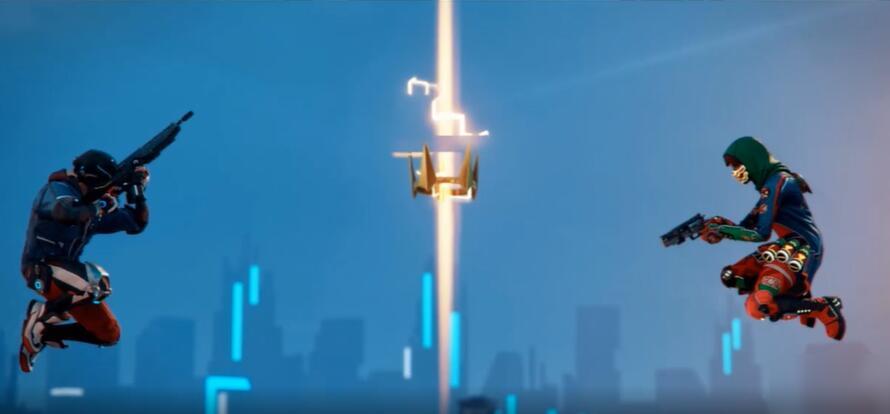 【游戏】超猎都市公测时间什么时候?Hyper Scape发售时间!