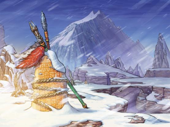 《地下城与勇士》深藏于雪山深处的斯顿雪域