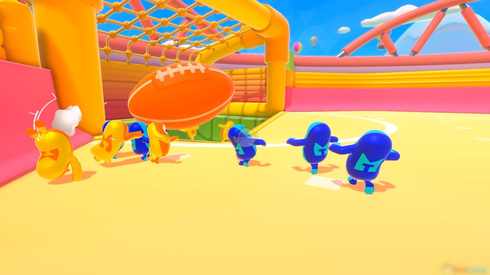 《糖豆人终极淘汰赛》追尾游戏怎么玩 追尾游戏玩法心得分享